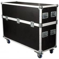 Flightcase til plasmaskærm