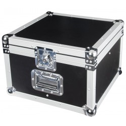 Flightcase til 4 Par56 short