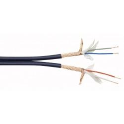 MCD-224 Dual Line kabel blå - 100 mtr