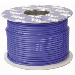 MC-216B Line/mikrofon kabel blå - 100 mtr.