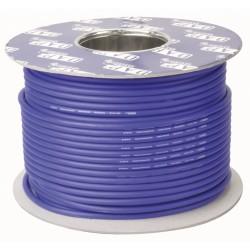 MC-226U Line/mikrofon kabel blå - 100 mtr.