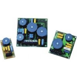 Link højpas-delefilter, 250 Hz