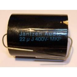 22µF plast kondensator, 400V