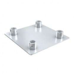 Deco bro firkant 22x22 cm - bundplade
