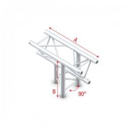 DT22-023 deco bro trekantet - T kryds