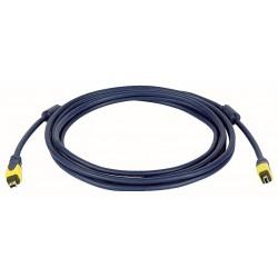 Firewire kabel 3 mtr.