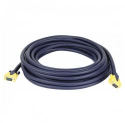 VGA han -> VGA han kabel 1,5 mtr.