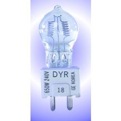 230V 650W - DYR - GY9.5