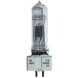 240V 1000W T/19 88457 GE pære - GX9.5- 900t