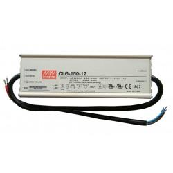 LED strømforsyning 12V DC 132W IP67 indstøbt