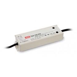 LED strømforsyning 24V DC 150W IP67 indstøbt