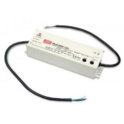 LED strømforsyning 24V DC 80W IP67 indstøbt