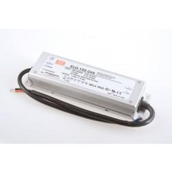 MW strømforsyning PSU 24V DC 150W IP67 indstøbt