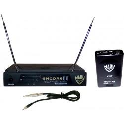 Trådløs VHF sæt til instrumenter