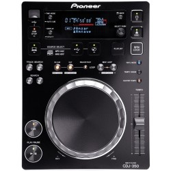 Pioneer CDJ350 MP3 & USB med Rekordbox software