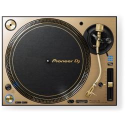 Pioneer PLX-1000-N prof. pladespiller guld