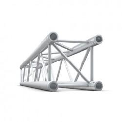 PQ30 bro firkant 30x30 cm - 150 cm