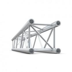 PQ30 bro firkant 30x30 cm - 250 cm