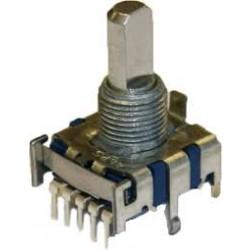 Channel select potmeter DJM600