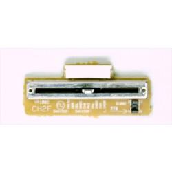 Linefader med print ch2 DJM600