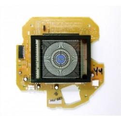 Display til midt i joghjul på CDJ800mk2