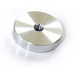 """Centerhuls adaptor til afspilning af 7"""" singler"""