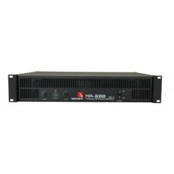 Tecnare MA800 2x545 watt effektforstærker