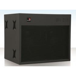 Tecnare SW215 horn sub/bund, aktiv PCC