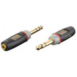 Xcaliber adaptor mini-jack mono -> jack stereo