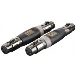 Xcaliber adaptor XLR hun -> XLR hun