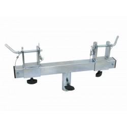 Bro-holder til rig - justerbar 12-35cm