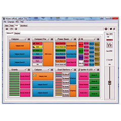 DMX software PC MAC lysstyring